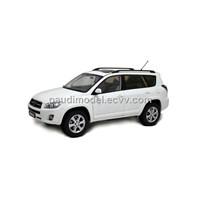 Vans Trucks 1/18 Toyota RAV4 Diecast Model Car Sport Cars