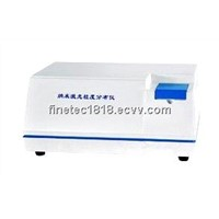 Wet-dry Laser particle size analyzer
