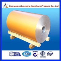 1100 3003 3105 5083 aluminum coil and color coated aluminum coil used for decoration and roofing