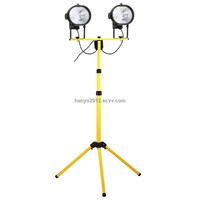 120w 150w 400w 500w Halogen Lamp Fitting Outdoor Lighting Floodlight Work Light With Triangle Stand