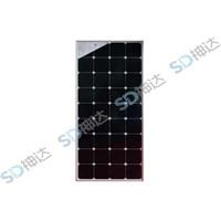 120W high efficiency solar module