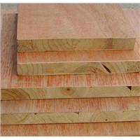 18mm Okoume face paulownia core blockboard for construction