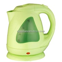 1.8L Electric Kettle, Plastic Kettle, 360 degree rotary base