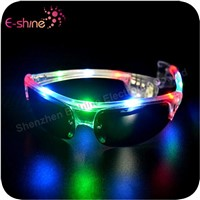 2014 New Fashion Promotion LED Party Sunglass