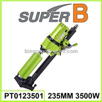 235MM 3500W powerful core drilling machine
