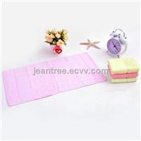25*50cm 100%bamboo fiber towel, hand towel, face towel, children towel