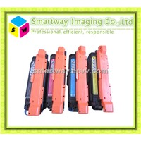 260a 260x CE260A CE260X color toner compatible for HP CP4525dn