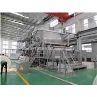 2850/350mm hand towel making machine