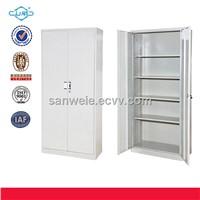 2 door steel filing cabinet, storage cabinet, office cabinet