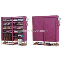 2doors Fabric Shoe Storage Rack My-X140