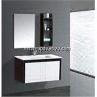 #304 stainless steel bathroom cabinet set bathroom vanity
