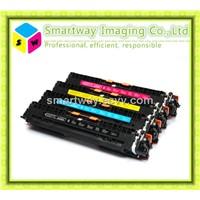 310 311 312 313 CE310A toner cartridge compatible HP color toner
