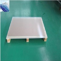3.2mm Tempered Solar Module Coated Glass