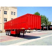 container semi trailer 3 axles 40 ton payload