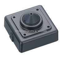 420TVL Color CCTV Mini Pinhole Camera with audio,mini cctv pinhole camera