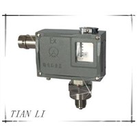 511/7D adjustable pressure switch