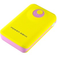 6600mAh Power Supply For Consumer Electronics Power Bank P67-C