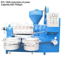 6YL-160A big capacity automatic oil expeller
