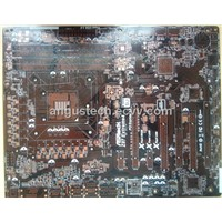 6 layers PCB for computer motherboard