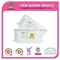 80pcs best quality box packed skin care baby wipes
