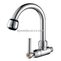 ABS Nickle Brush Kitchen Faucet KF-1904-38