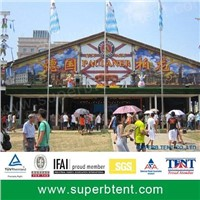 Advertising canopy tent marquee