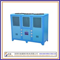 Air cooled industrial water chiller, industrial air cooling water chiller