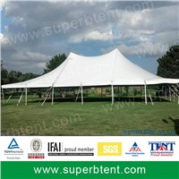 Aluminum structure tent for outdoor events