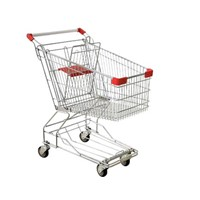 Asian style supermarket shopping trolley HT-Y100