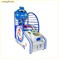 Attractive LED Kids Basket Ball Game Machine