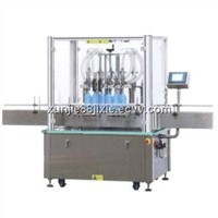 Automatic Gravity Motor Oil Filling Machine