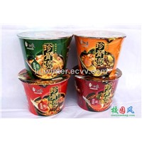 Automatic Shrink Cup Noodles Wrapping Machinery