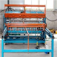 Automatic Machine for Welded Wire Mesh