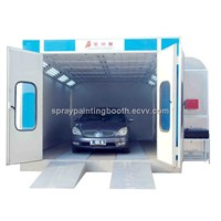BZB-8100 car painting booth