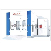 BZB-8300 China Top 1 Spray booth factory
