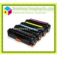 CC530A CC531A CC532A CC533A color toner for CP2020 2025