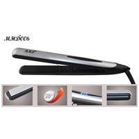 CE/RoHS/CB/ETL Approved 1 Inch Tourmaline Ceramic Straightening Iron MHD-006