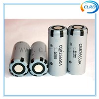 CGR26650A 2650mah Lithium Ion Battery
