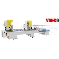 CNC/Digital Readout Double Miter Saw for PVC Profile LJZ2A-450*3600