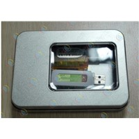 Card reader box,Storage card packing box,USB Memory card packaging box
