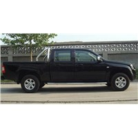 China Diesel Double Cab 4X4 Pickup