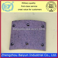 China Non-Asbestos Brake Linings Wva19782