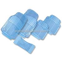 Clear PVC car mat