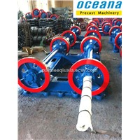 Concrete pile machine with China Manufacturer
