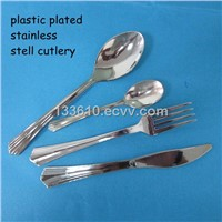 Disposable Fork Knife Spoon Plastic