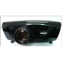 Economical new HD ready led projectors for entertainment with DVD movie,video game pc TV projector