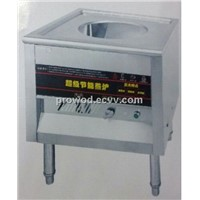 Engergy-saving steam oven
