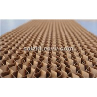 Evaporative Cooling Pads and System