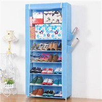 Fabric Shoe Rack My-X051