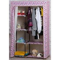 Fabric Wardrobe My-L125b